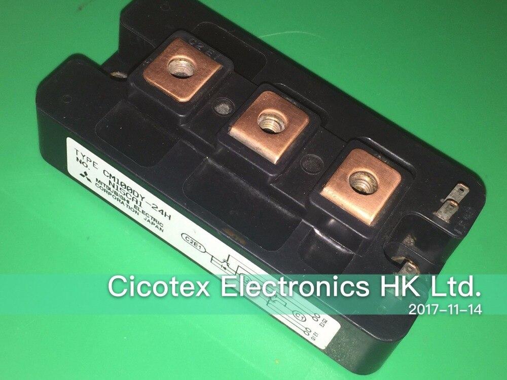 Module de CM100DY-24H IGBT MOD double 1200 V 100A H SERModule de CM100DY-24H IGBT MOD double 1200 V 100A H SER