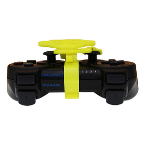 Image 2 - Mini Steering Wheel Controller Replacement Accessories for Sony Playstation PS3 Racing Game