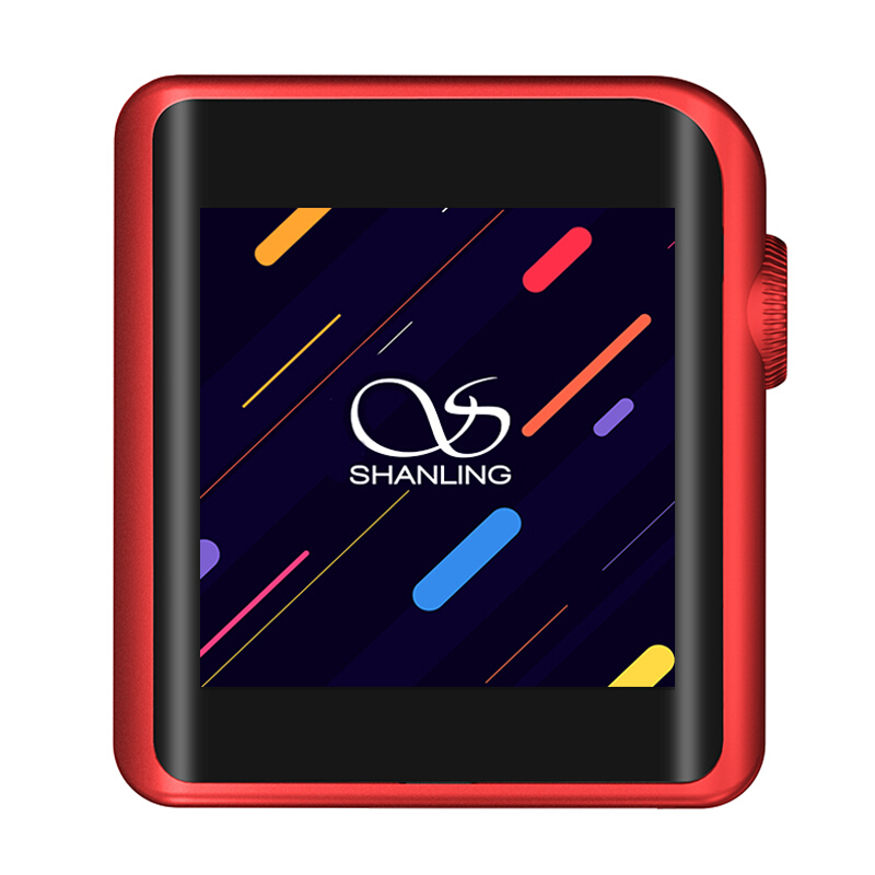 SHANLING M0 DSD Haute-Res Lecteur de Musique portable hifi mini Sport MP3 Avec aptX Bluetooth 4.1 Caractéristiques soutien TF carte