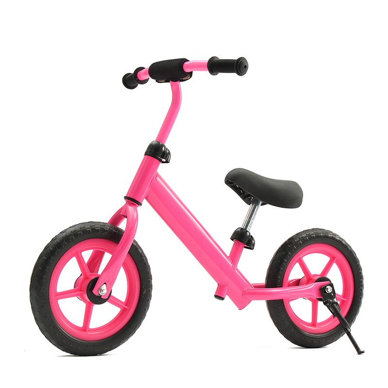 New Arrival 12 Pedal-less Balance Bike with Mounting Accessories Idea Gift for Children Adjustable Handle Seat Height Kid Bike 800g electronic balance measuring scale with different units counting balance and weight balance