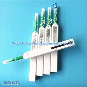 Image 3 - SC ST 및 FC E2000 커넥터 용 5 개/몫 원 클릭 광섬유 커넥터 클리너 펜 광섬유 클리너 Ferrulers 800 Cleans