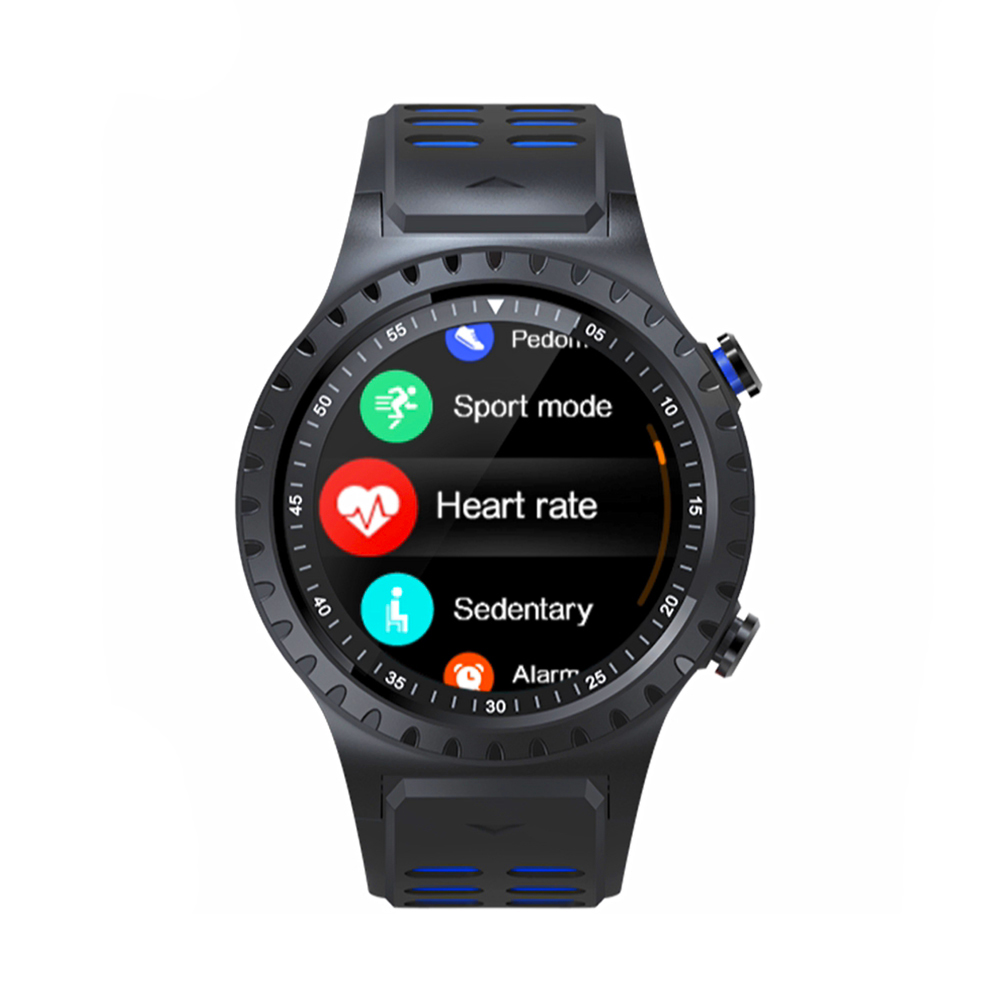 Smart Watch GPS Bluetooth Smartwatch Fitness Tracker Heart Rate Tracker Compass Activity Tracker Men Sport Watch for IOS Android цена