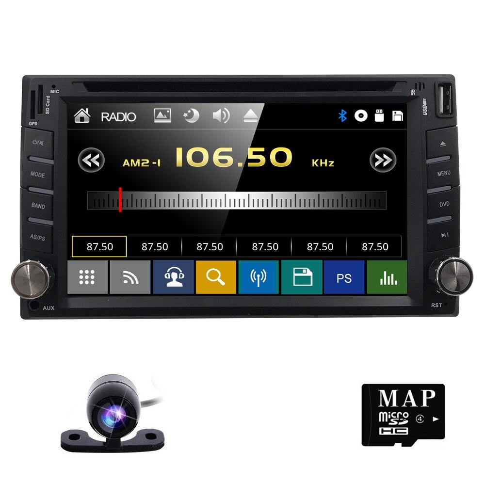 6.2Autoradio 2 din GPS Head Unit For Nissan xtrail Juke qashqai Multimedia Universal Car DVD Player Stereo Audio Tape Recorder детский жилет для плавания color bottle gourd speedo