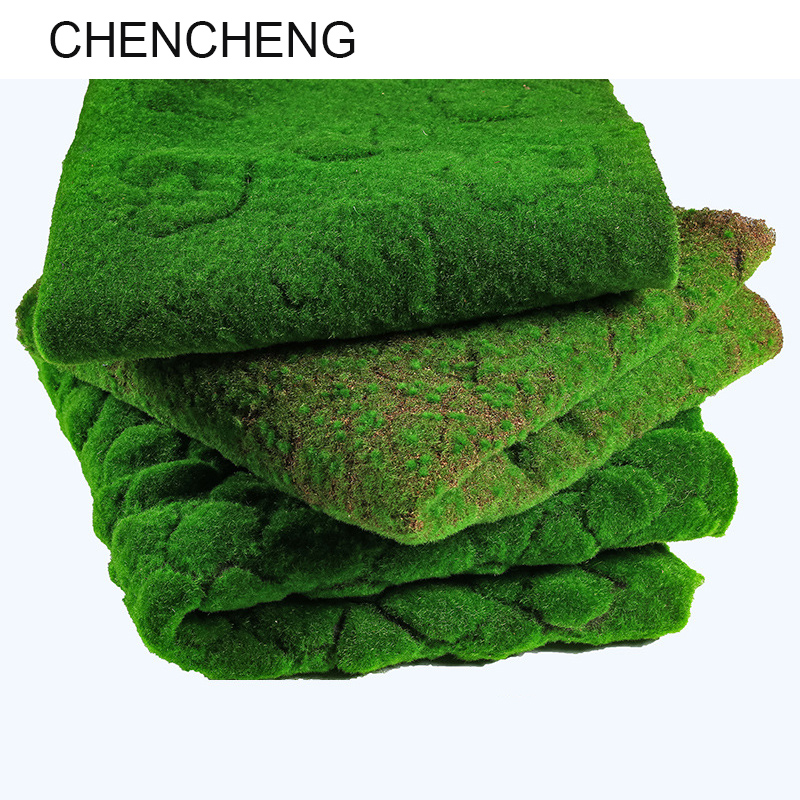 1*1m Artificial Lawn Moss Mat Simulation Plant Background Wall Moss Turf Artificial Turf Green Indoor Window Decoration Props1*1m Artificial Lawn Moss Mat Simulation Plant Background Wall Moss Turf Artificial Turf Green Indoor Window Decoration Props