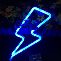 New Lightning Modeling Led Modeling Lights Neon Lights With Modeling Lights Christmas Day Wedding Venue Decoration