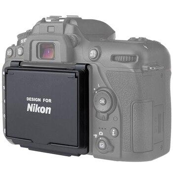Protector de pantalla LCD de D7500-N, parasol emergente, cubierta de protección de capó lcd para cámara Digital nikon D7500