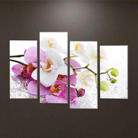 5D Diamond Embroidery Painting Flower Bud Cross Stitch Craft DIY Home Decor P101