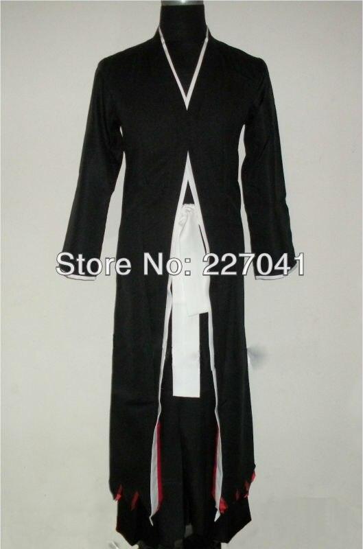 Bleach Ichigo Kurosaki kimono costume cosplay clothing