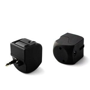 Image 4 - 3.5Mm Mini Voice Volumeregeling Voor PS4 Handvat Headset Adapter Voor Playstation 4 Psvr Gaming Vr Microfoon Controller