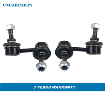 2 pcs stabilizer Sway Bar link fit สำหรับ Honda Stream RN 2.0 16 V FR-V CR-V Civic 51320S5A003 51321S5A003