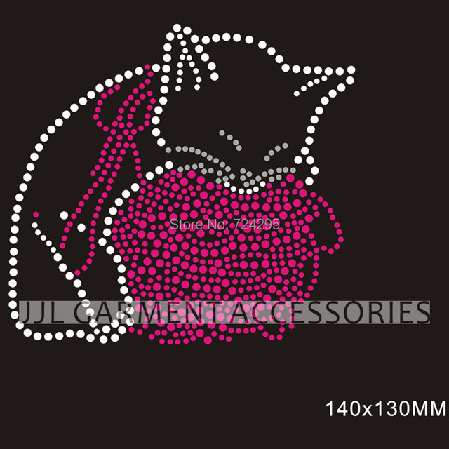 73709fd4cc free shipping 5pcs/lot hotfix rhinestones motif heat transfer iron on patch  garment accessories, welcome customized design-in Rhinestones from Home &  ...