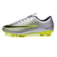 2017 FOOTBALL New Superfly Soccer Cleats Ourdoor Mens Soccer Football Boots Sneakers Soccer Shoes Sock Free