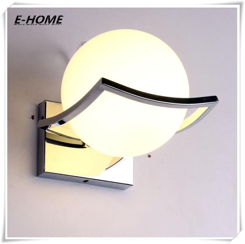 Modern Style White Iron Foyer Dining Room Light Loft Wall Lamp Free Shipping modern white iron foyer bed room wall lamp dining doom light e27 v110 v240 free shipping