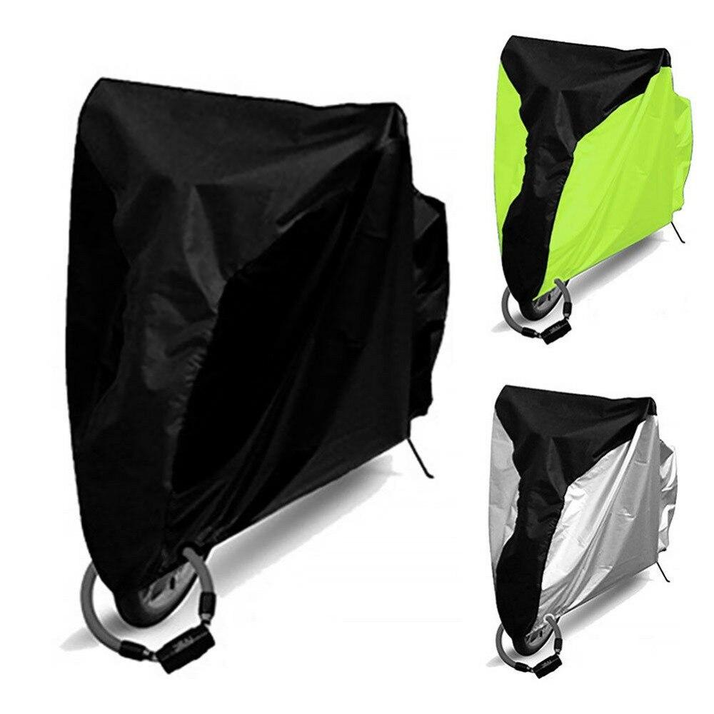Protetor de bicicleta Chuva Capa de Proteção À Prova D' Água UV Utilidade Tampa de Proteção Para Bicicleta Da Bicicleta Ao Ar Livre Tamanho S, M, l. XL 4 Cores