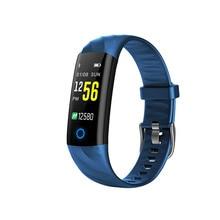 New Smart wristband bracelet fashion waterproof design health monitoring intelligent reminder sleep analysis Information storage