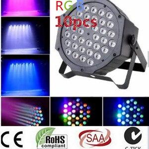 36 RGB LED Par Can Stage Light