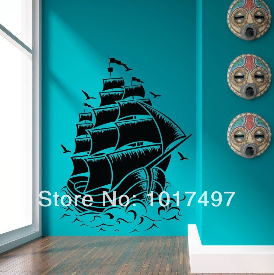Online Buy Wholesale Boat Vinyl Stickers From China Boat Vinyl - Vinyl stickers for boats