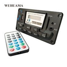 Bluetooth 4,0 аудио mp3 плеер, декодер, плата без потерь, музыкальный рекордер APE FLAC FM SD/MMC, радиомодуль, комплект 12 В AUX Digital