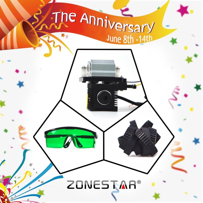 Nueva Llegada Laser grabador de corte marcado upgrade kit DIY para zonestar P802