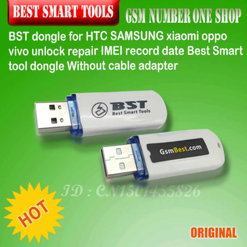 2018 new BST dongle for HTC SAMSUNG xiaomi oppo vivo unlock