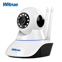 Witrue 720P Security Network CCTV WIFI IP Camera HD Wireless Security Camera IR Infrared Night Vision