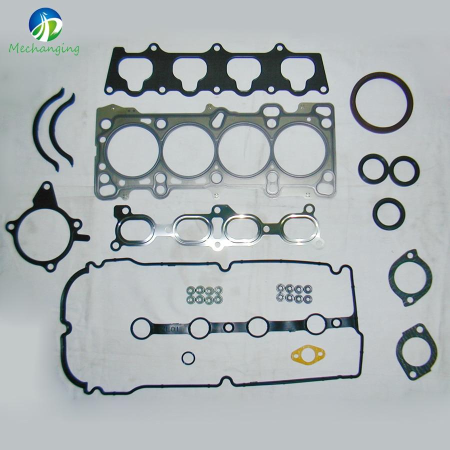 hight resolution of zm zl06 engine parts overhaul package full set automotive spare parts for mazda protege 16v engine gasket 8hbn 10 271 5016100