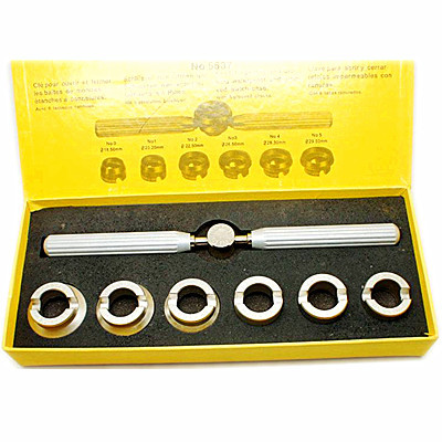 1set Watch tool repair tools RLX Case Opener 5537 Excellent Quality Case Back Opener цена