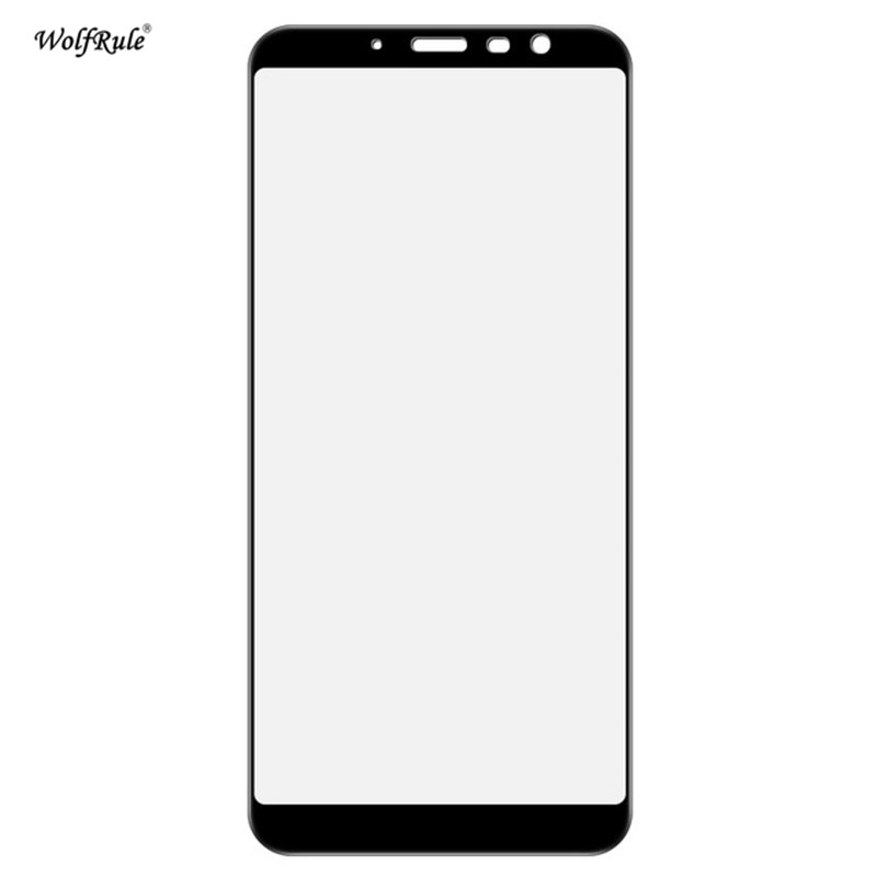 """Image 3 - Screen Protector Meizu M6T Glass 2.5D Tempered Glass sFor Meizu M6T Full Coverage Glass Meizu M6T M811Q Film 5.7"""" WolfRule-in Phone Screen Protectors from Cellphones & Telecommunications"""