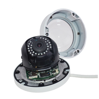 купольная камера хиквижн ДС-2cd2142fwd-это 4 МП с поддержкой PoE для IP-камера день/ночь инфракрасный 3 оси регулировки защиты IP67 Класс защиты ik10 и защиты ИС камера