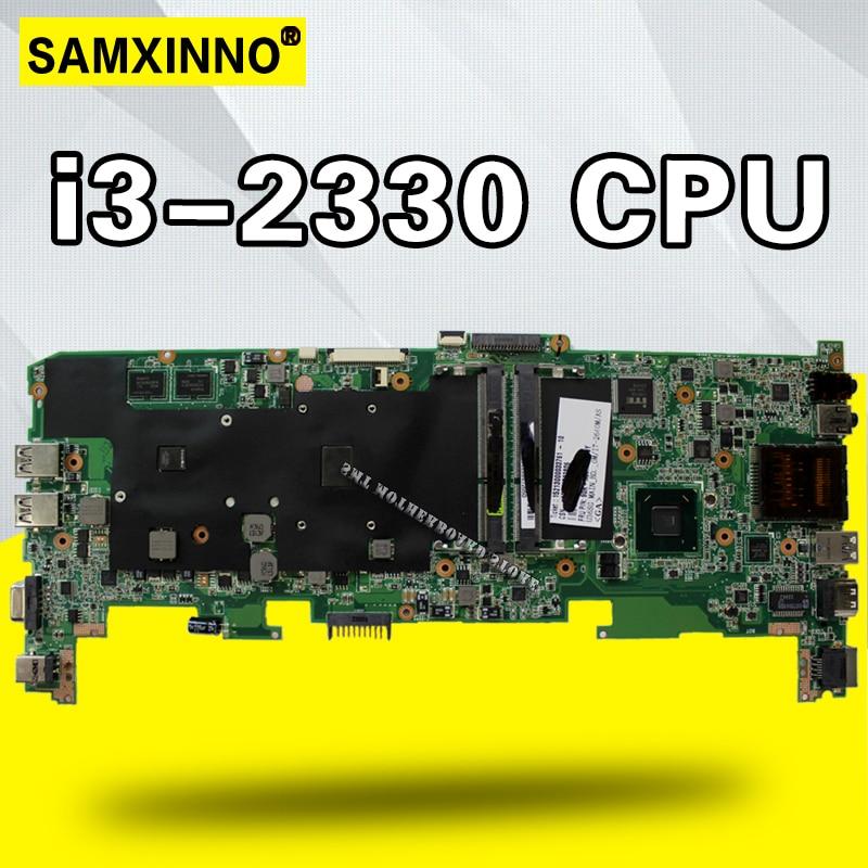 U36SD เมนบอร์ด I3 2330 CPU U36S U36SD U44S U44SG U36SG U44SG แล็ปท็อป REV 2.1 GT610M 100% ทดสอบ-ใน แผงวงจรหลัก จาก คอมพิวเตอร์และออฟฟิศ บน AliExpress - 11.11_สิบเอ็ด สิบเอ็ดวันคนโสด 1