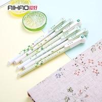 Full Needle Gel Pens 0 5mm Ink Pens Erasable Office And School Supplies Cute Kawaiii Korean