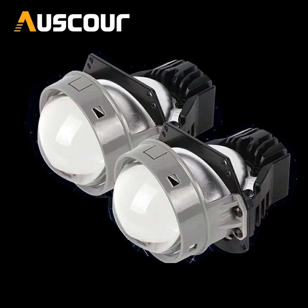 35W 3 0 BI LED projector lens universial For NHK LED Headlight High Low Beam car