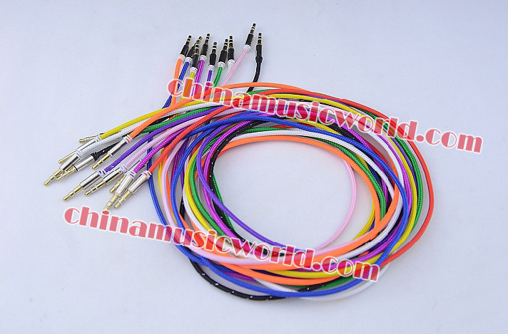 ФОТО Afanti Promotion Colorful Guitar Audio Cable Cord (AGC-010)