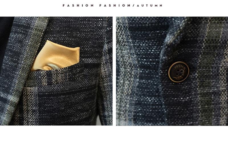 Mens Designer Blazers Jacket Suit   (14)