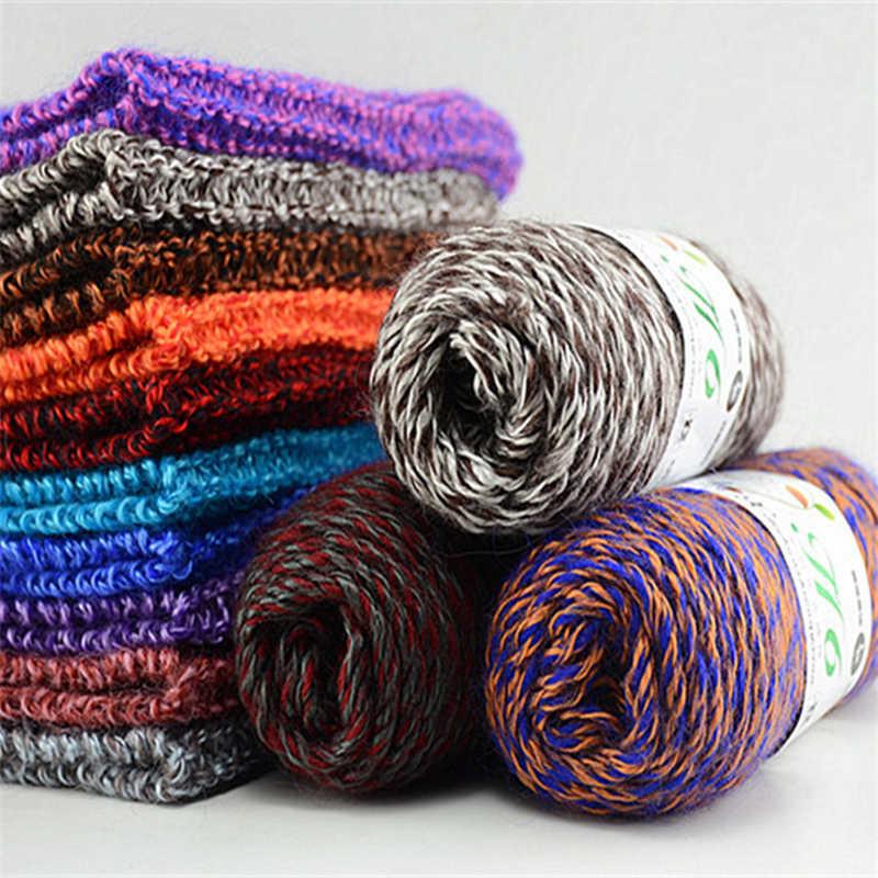 300 g lote lana merino grueso ganchillo hilos de tejer a mano para visan eco 53ff05244add