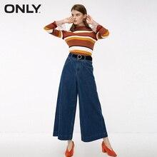 RISE กางเกงยีนส์ 118349605 เฉพาะผู้หญิงฤดูร้อน