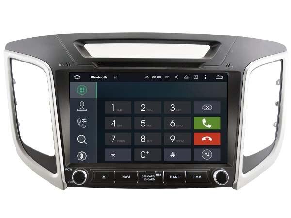 Android 7 1 1 2GB hd car DVD player for Hyundai ix25 gps navigation font b