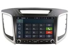 Android 7.1.1 2 GB HD reproductor de DVD de coche para Hyundai ix25 radio navegación GPS estéreo headunit multimedia cinta grabadora de cinta grabadora