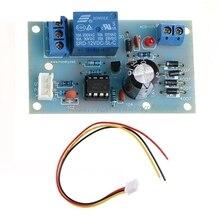 Контроллер уровня жидкости для воды, модуль датчика, переключатель обнаружения переменного тока 9-12 в 10 А/250 В S08, и Прямая поставка
