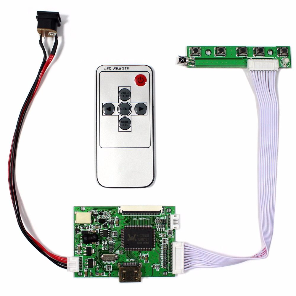 HDMI input LCD controller board work for 8inch 800x600 EJ080NA-05A AT080TN52 EJ080NA-05B lcd vga cvbs lcd driver board with 8inch ej080na 05a at080tn52 800x600 lcd screen