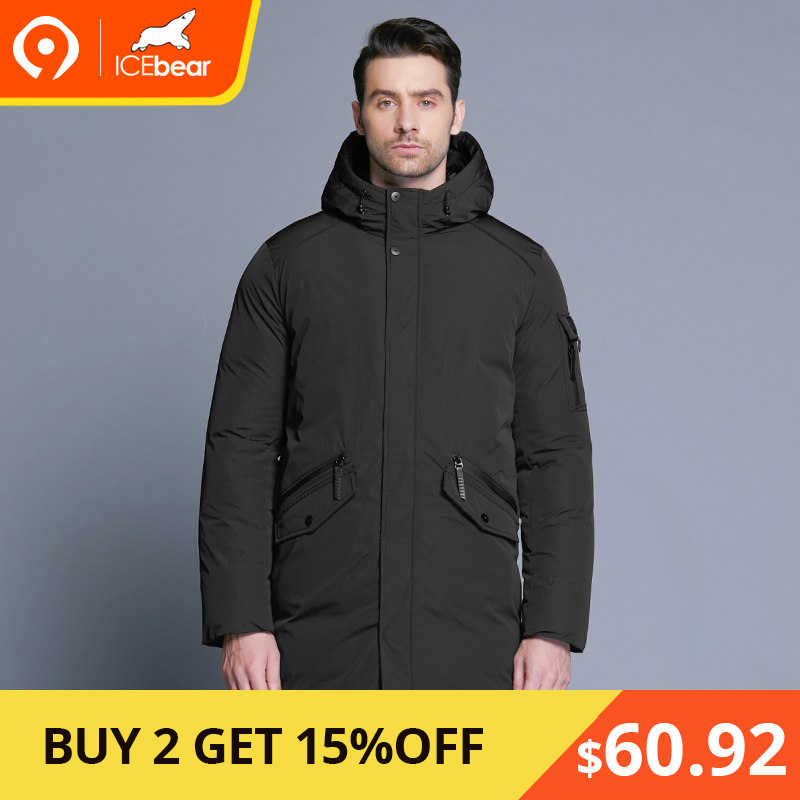 38a194da3 Detail Feedback Questions about ICEbear 2018 Man Warm Winter Brand ...