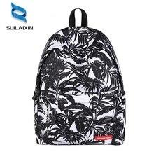 Модные Разноцветные Женские парусиновые стильный рюкзак Galaxy Star Universe пространство рюкзак для девочек Школа backbag Mochila Feminina