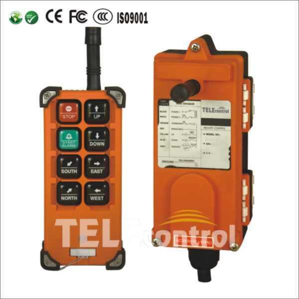 Prix pour Téléconduite radio télécommande pour grue F21-E1B télécommande sans fil grue pour engin de levage