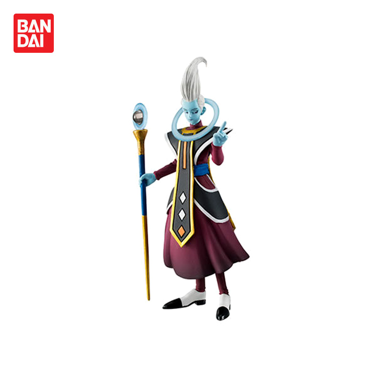 """Dragon Ball SUPER"" Original BANDAI HIGH GRADE REAL FIGURE Gashapon Toy - Broly Beerus Whis Vegeta Goku Gogeta Freeza 8"