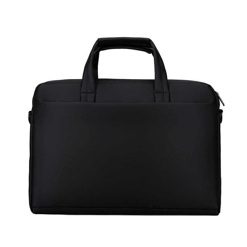سعة كبيرة حقيبة يد للحاسوب المحمول للرجال النساء السفر حقيبة الأعمال حقيبة دفتر ل 14 15 بوصة ماك بوك برو الكمبيوتر