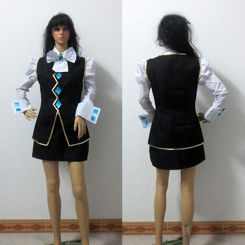 Phoenix Wright Mei Karuma Franziska von Karma Cosplay Costume Custom Made Any Size