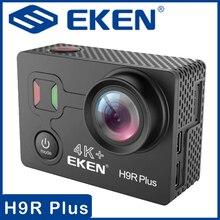 EKEN H9R Plus 4K Action Camera Ultra HD Ambarella A12 4k/30fps 1080p/60fps Actioncam 14MP Go Waterproof Wifi Bike Head Sport Cam