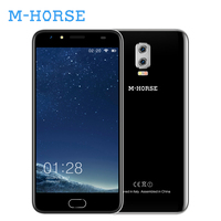 M HORSE Power 2 6000mAh Smartphone Android 7 0 Quad Core 2GB 16GB 5 5 Inch