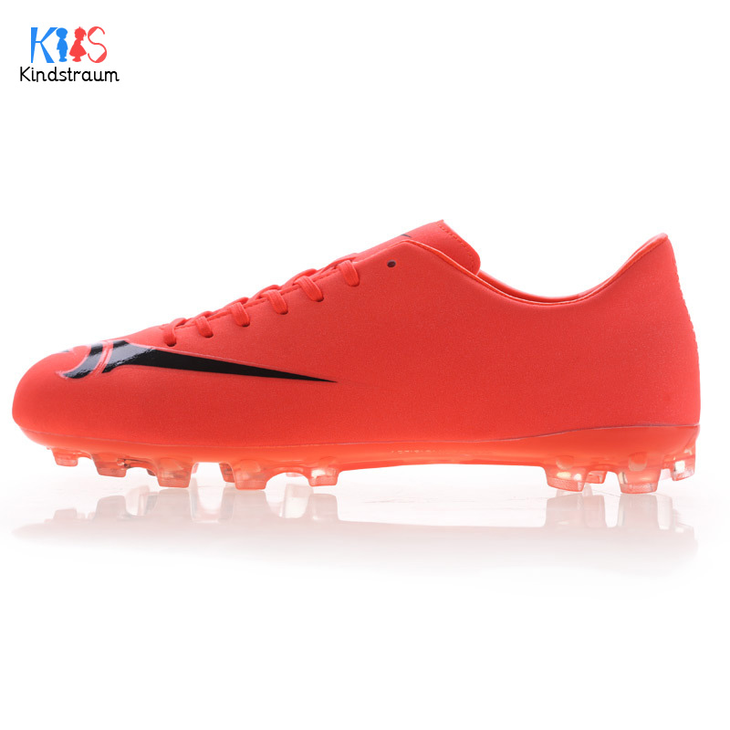 2017 New Youth Men AG Cleats Football Boots Kids Superfly