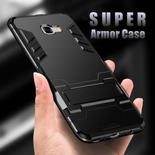 Case For Samsung C9 Pro Soft Silicone Hard PC Cover Galaxy C7 Luxury Shockproof Armor